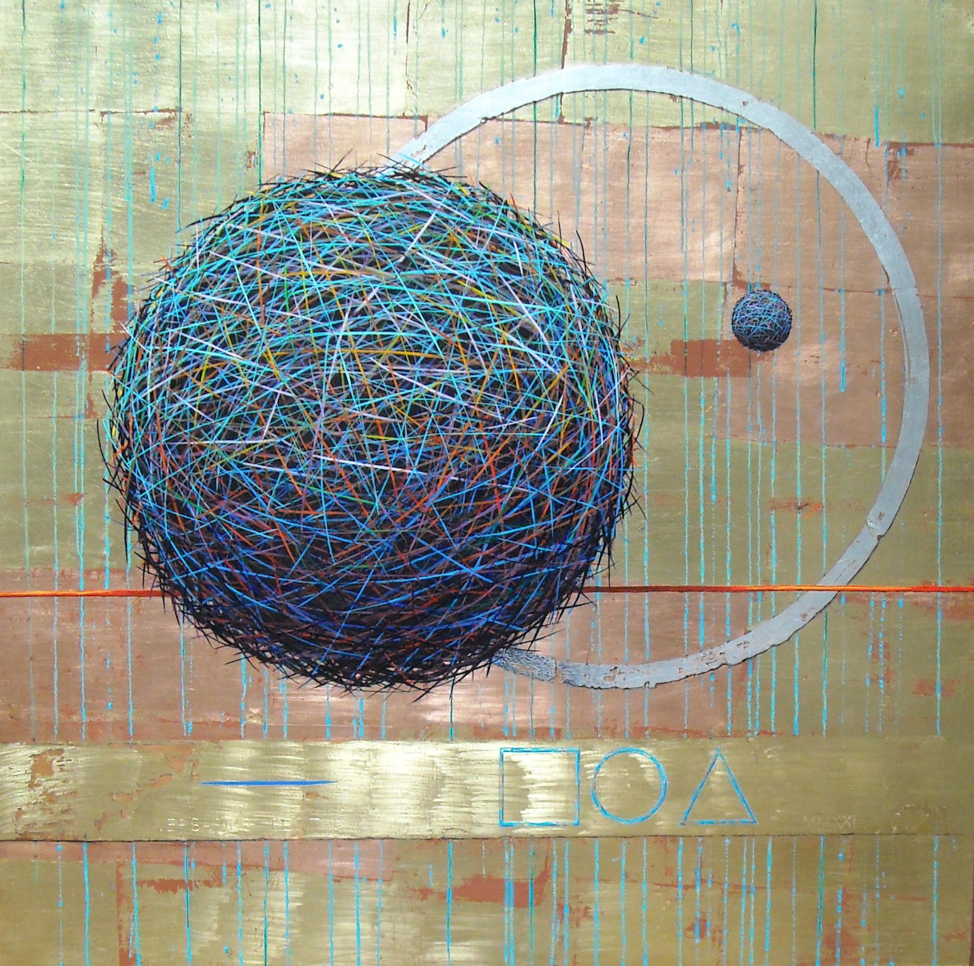 2-Equilibrio-doratura-e-pigmento-su-tavola-cm.-100X100-2021.jpg