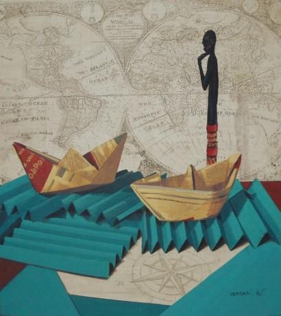 Barche-di-carta-tempera-inchiostro-e-matita-su-tavola-cm.-385x342015.jpg